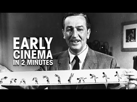 Early Cinema in 2 Minutes