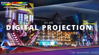We Are Digital Projection