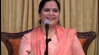 Amrit Varsha Episode 23 (Aug 6, 2012) Satsang by revered Anandmurti Gurumaa