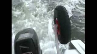 Schlauchboot Z-Ray 300 mit 5 PS Tohatsu