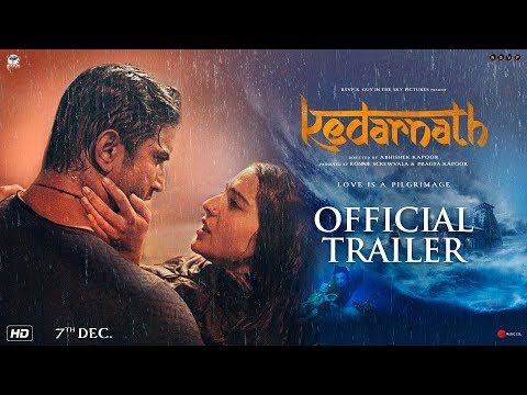 Kedarnath | Official Trailer | Sushant Singh Rajput | Sara Ali Khan | Abhishek Kapoor | 7th December Mp3
