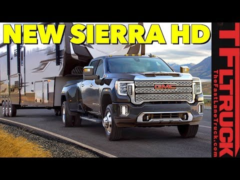 New GMC Sierra 2019 and 2020 | New model of GMC truck