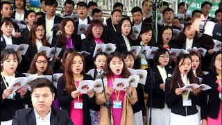 Đời tin yêu - Ca đoàn Maria Goretti và Ca đoàn Maria Trinh Vương - La Vang 2018