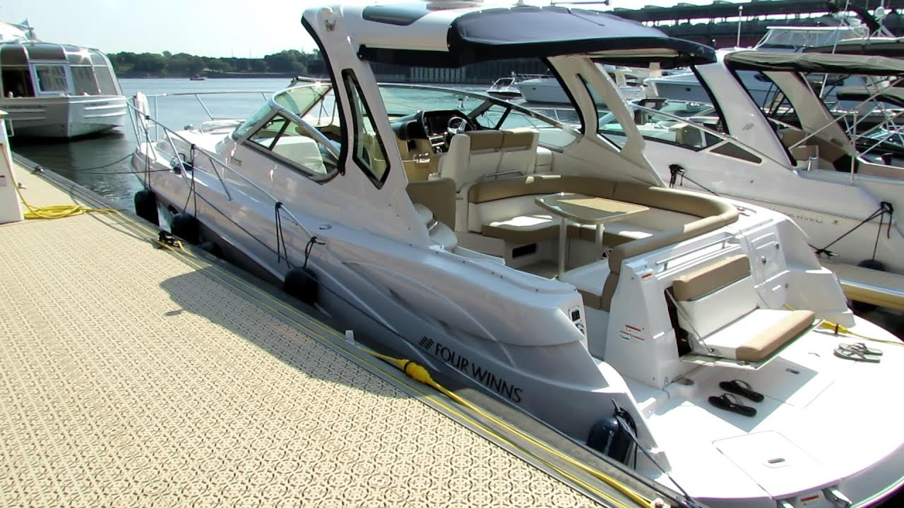 2014 Four Winns V375 Motor Boat Exterior And Interior