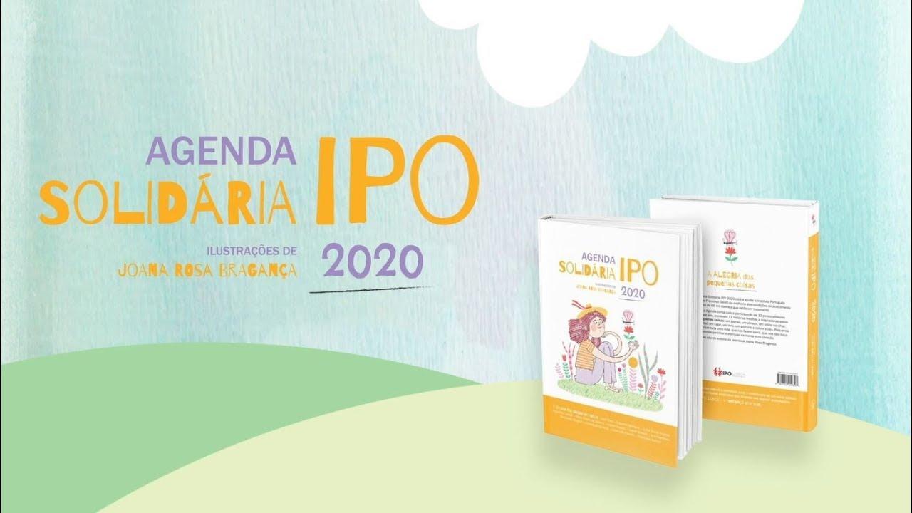 Resultado de imagem para Agenda solidária IPO 2020