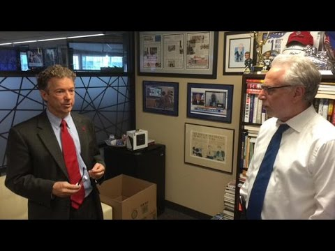 """Rand Paul Interview On Obamacare Ruling """"Missed An Opportunity Here"""" from YouTube · Duration:  2 minutes 20 seconds"""