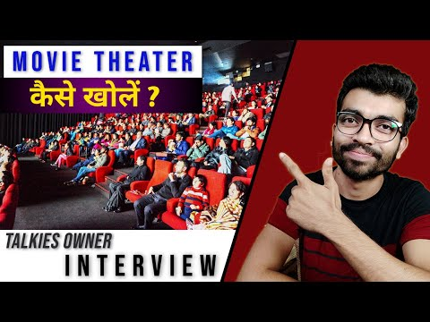 How To Open A Movie Theater In India | Mayur Talkies Balaghat