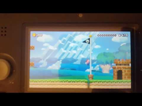 NSMB Wii Mode - Super Mario Maker 3DS! | GBAtemp net - The