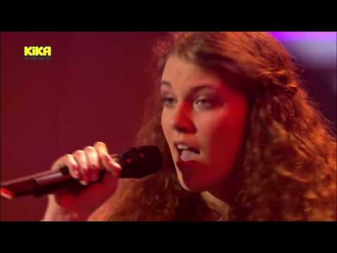 Leontina Klein - Wie Sand feat. Namika (Dein Song 2016) Finalshow