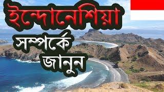 ইন্দোনেশিয়া ।। Facts About Indonesia in Bengali ।। History of Indonesia