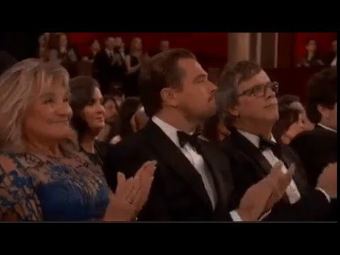 Leonardo Dicaprio Funny Oscars 2016 Gif Youtube Discover and share the best gifs on tenor. youtube