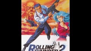 Rolling Thunder 2 Video Walkthrough