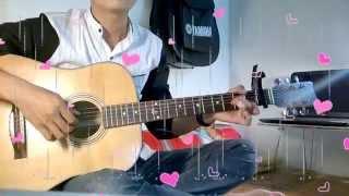 Thư Tình Chàng Sinh Viên---Guitar Cover ( Sáng Tác Lời: Chàng Vượng)