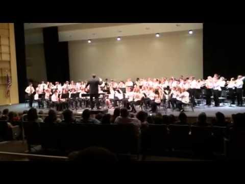 Kate District 3 concert finale