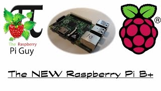 The NEW Raspberry Pi B+