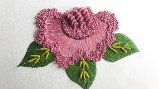 Hello! Today we are making a very beautiful embroidery for pillow covers, bed sheets, table cover and dresses with easy Brazilian stitches Don't forget to like, ...