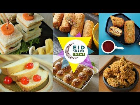 Eid Snack Ideas