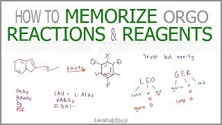 http://Leah4sci.com/guide presents: How To 'Memorize' Organic Chemi...