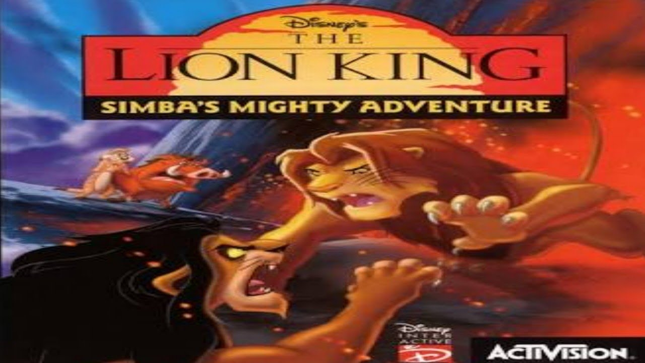 The Lion King - Simba's Mighty Adventure - Play Game …