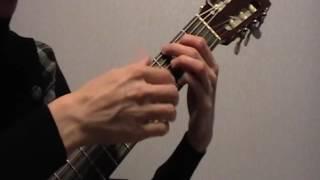 Разбор на гитаре Алые паруса (автор неизвестен)