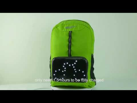 UGCSBP01-VUP+ Cycling Backpack -Patented and exclusive to Unique Gifting South Africa
