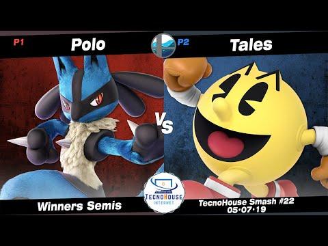 TecnoHouse #22: SS NF | Polo (Lucario) Vs OZN | Tales (Pac-Man) - Winners Semis