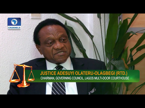 Law Weekly: Spotlight On Lagos Multi door Courthouse Pt 1