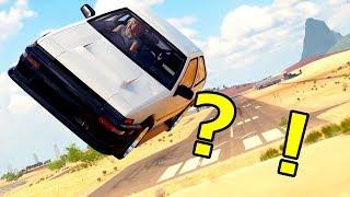 AE86にGT-Rのエンジンを載せた結果…【Forza Horizon 3】