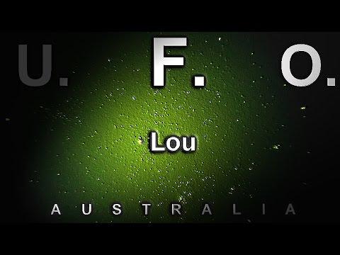 UFO Lou - I just love