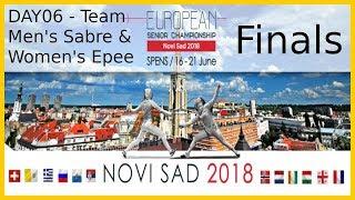 European Championships 2018 Novi Sad Day06 - Finals