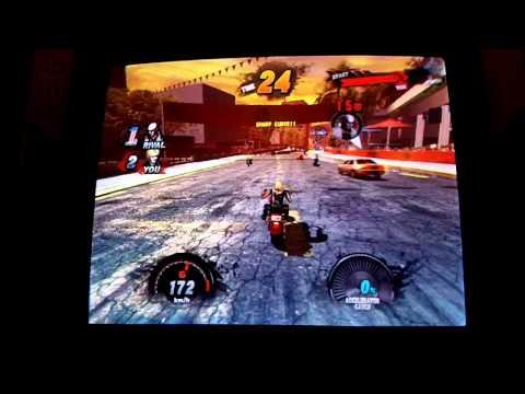 Repeat Harley Davidson & L A  Riders (1997) by Sega - 1080p 60fps