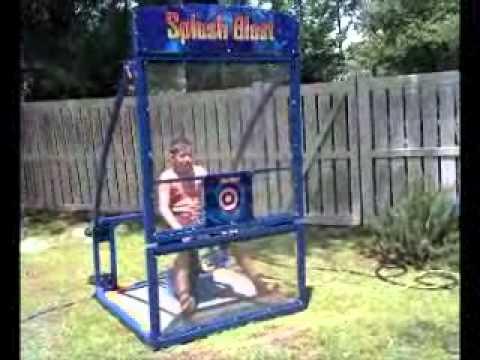 Extreme Inflatables- Splash Blast