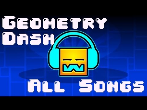 "Geometry Dash ""All Songs"" (1 - 20)"