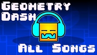 "Geometry Dash ""All Songs"" (1 - 20)"