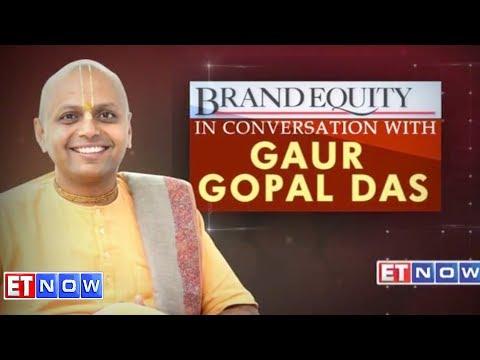 Spiritual Talk With The 'Untraditional' Monk - Gaur Gopal Das | Brand Equity