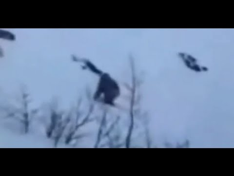 Have US Military Encountered Bigfoot?  Government Cover-Up