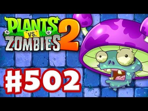 Plants vs. Zombies 2 - Gameplay Walkthrough Part 502 - Mushroom Pinatas! (iOS)