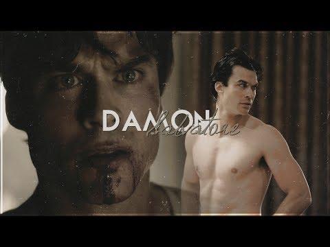 Damon Salvatore ✗ High