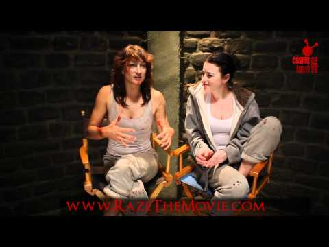 Zoë Bell and Rachel Nichols Fight to the Death!: Raze the movie