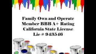Woodland Hills Painting Contractor 818 902-0202 BBB Member A+ Rating