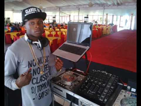 Classic DJ Topirano - Upgrade Mixtape Vol1