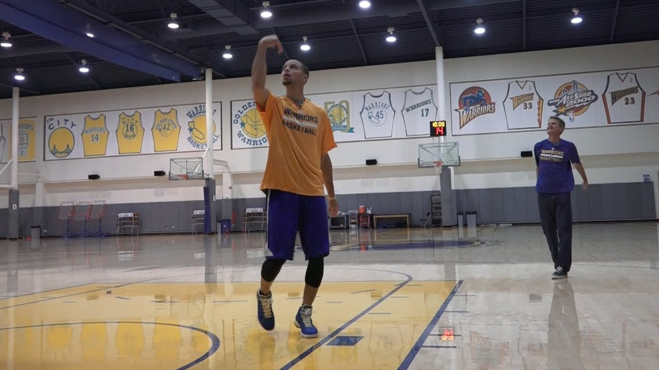 Coaches Say Klay Thompson, Not Steph Curry, Is The Ideal 3-Point Shooter For ...