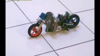 Motor Bike Robot