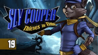 Sly Cooper Thieves in Time Walkthrough - Part 19 Blind Date PS3 Sly 4 Gameplay Commentary