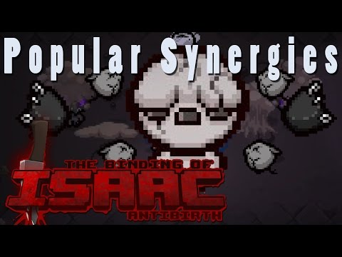 The Binding of Isaac Antibirth | Hard Place | Popular Synergies!