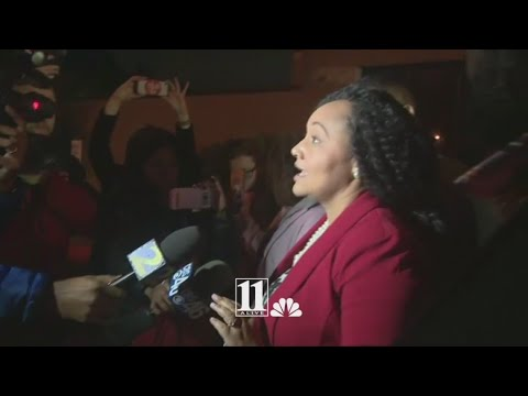Sen. Nikema Williams responds after arrest at state Capitol
