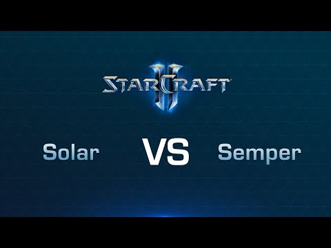 Solar vs Semper [ZvT] - Group B - Bo3 - DreamHack ROCCAT Leg