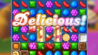 Candy Crush Friends Saga Level 597