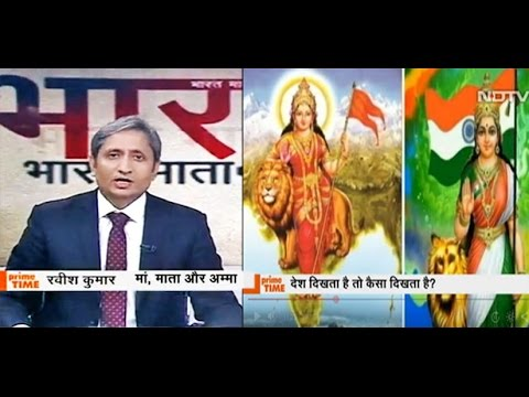 NDTV Ravish Kumar Electrifying Prime time on Controversy ove