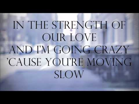 Our Love By Judah & The Lion(High Quality) | Lyric Video | CrownLyrix